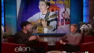 Harry Connick Jr Interview Feb 18 2014