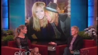 Heidi Klum Interview Apr 12 2013