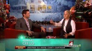 Hugh Jackman Interview Dec 14 2012