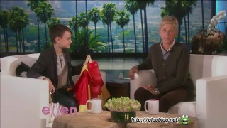 Jaeden Lieberher Interview Oct 21 2014