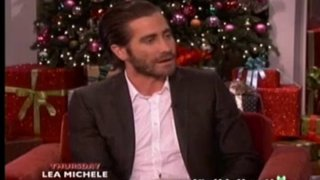Jake Gyllenhaal Interview Dec 09 2013