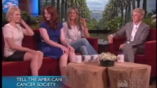 Jennifer Aniston Bryce Dallas Howard And Brittany Snow Interview Apr 18 2013