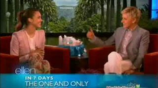 Jessica Alba Interview May 01 2012