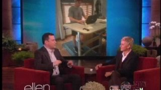 Jimmy Kimmel Interview Jan 11 2013
