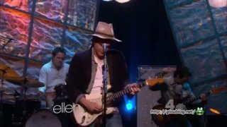 John Mayer Performance Apr 02 2013