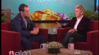 Jude Law Interview Birthday Show Jan 25 2013