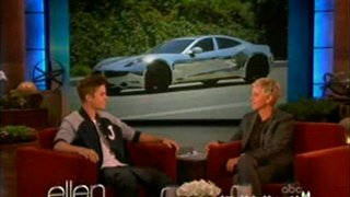 Justin Bieber Interview May 23 2012
