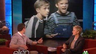 Justin Timberlake Interview Oct 27 2011