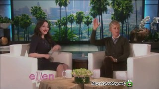 Kat Dennings Interview & Game Oct 21 2014