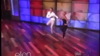 Kellie Pickler And Derek Hough Interview And Performance Apr 05 2013