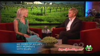 Kellie Pickler Performance And Interview Jan 27 2012