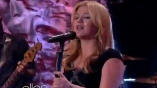 Kelly Clarkson Performance Nov 20 2012