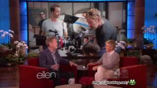 Kenneth Branagh Interview And Game Jan 13 2014