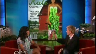 Kerry Washington Interview Nov 14 2013