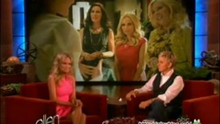 Kristin Chenoweth Interview Mar 22 2012
