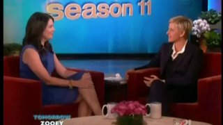 Lauren Graham Interview Sep 25 2013