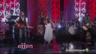 Lucy Hale Performance Oct 07 2014