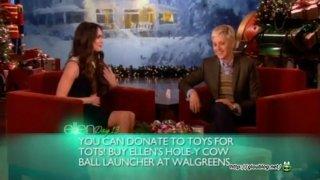 Megan Fox Interview Dec 19 2012
