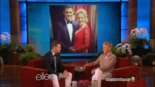 Michael Bublé Interview May 02 2013