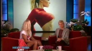 Pamela Anderson Interview Oct 17 2013