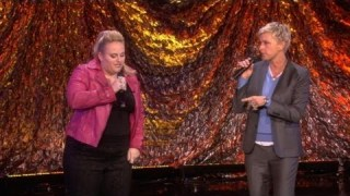 Rebel and Ellen Do Salt-N-Pepa Oct 04 2012