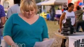 Rebel Wilson Interview And Rap With Ellen Oct 04 2012