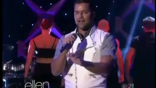 Ricky Martin Performance and Interview Sep 26 2013