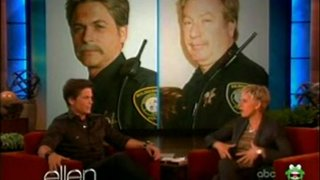 Rob Lowe Interview Jan 19 2012