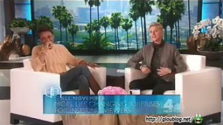 Robin Roberts Interview & Game Nov 19 2014