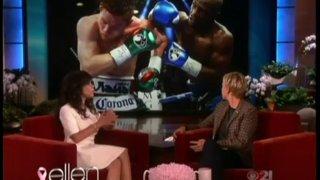 Rosie Perez Interview Oct 16 2013