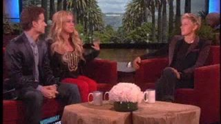 Sabrina Bryan And Louis Interview And Performance Oct 15 2012