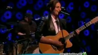 Sara Bareilles Performance Mar 07 2012