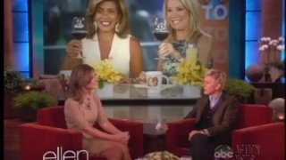 Savannah Guthrie Interview Jan 14 2013