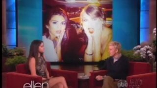 Selena Gomez Interview Apr 16 2013