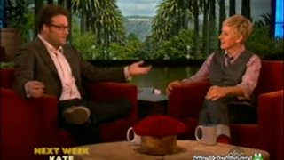 Seth Rogen Interview And Game Feb 24 2012