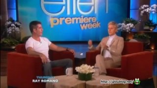 Simon Cowell Interview Sep 10 2013