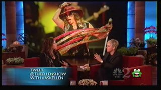 Steven Tyler Interview Jan 17 2012