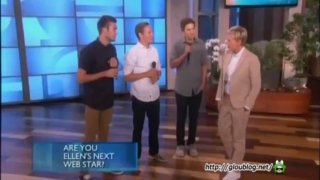 The 'Do It Like Ellen' Boys Are Here Sep 10 2013