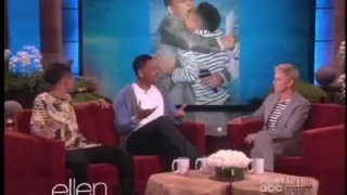 Will And Jaden Smith Interview May 15 2013