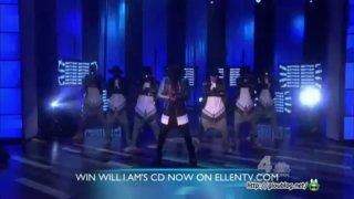 Will.I.Am Performance Apr 26 2013