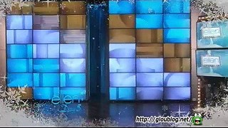 Ellen Monologue & Dance Dec 10 2014