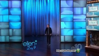 Ellen Monologue & Dance Dec 16 2014