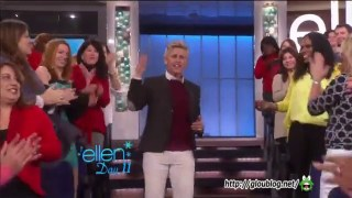 Ellen Monologue & Dance Dec 18 2014