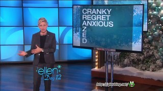 Ellen Monologue & Dance Dec 19 2014