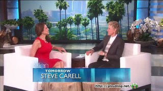 Eva Mendes Interview & Game Dec 03 2014