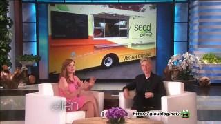 Jessica Chastain Interview Dec 02 2014