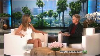 Jennifer Aniston Interview Jan 19 2015