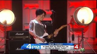 Miyavi Performance Jan 19 2015