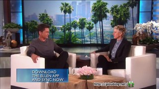 Rob Lowe Interview Jan 16 2015