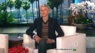 Ellen Monologue & Dance Feb 04 2015